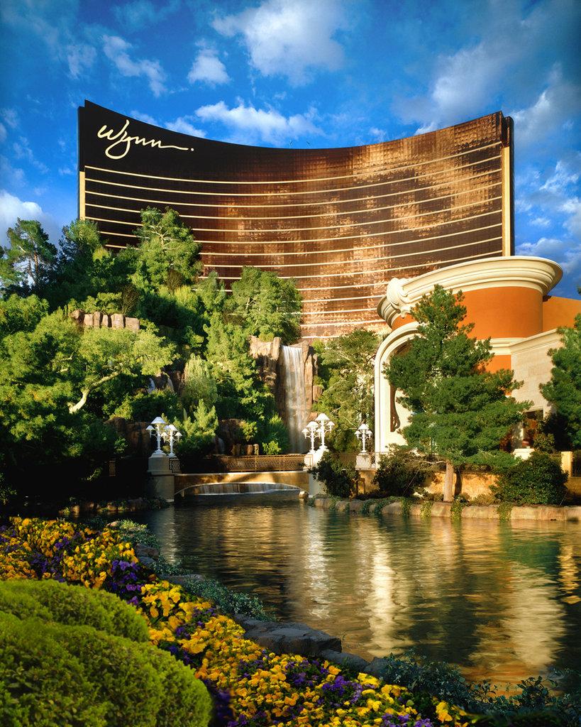 Wynn Las Vegas - Wynn Las Vegas <br/>Image from Leonardo