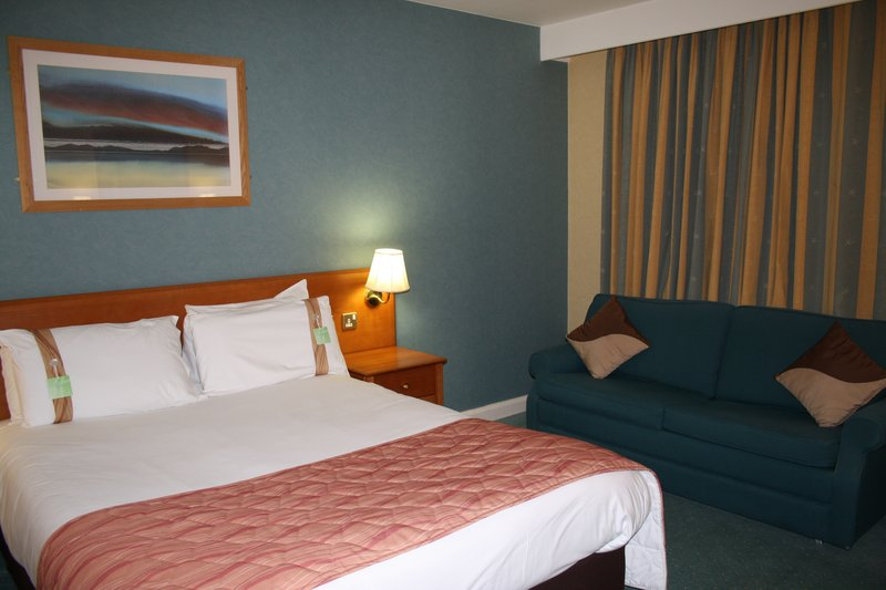 Holiday Inn Telford - Ironbridge-Sleeper<br/>Image from Leonardo