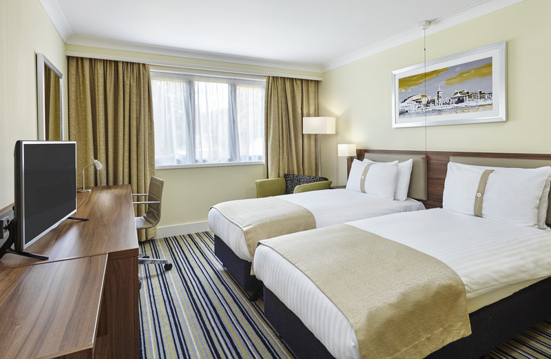 Holiday Inn Cardiff - North M4, Jct.32-TWIN ROOMS<br/>Image from Leonardo