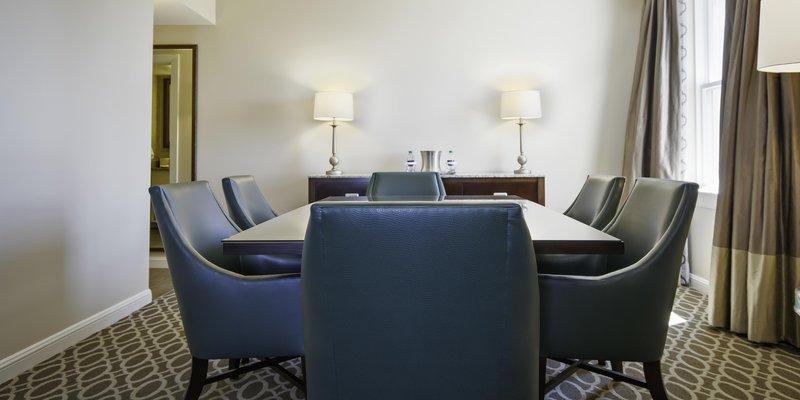Hilton Baton Rouge Capitol Center-Suite Living Room<br/>Image from Leonardo
