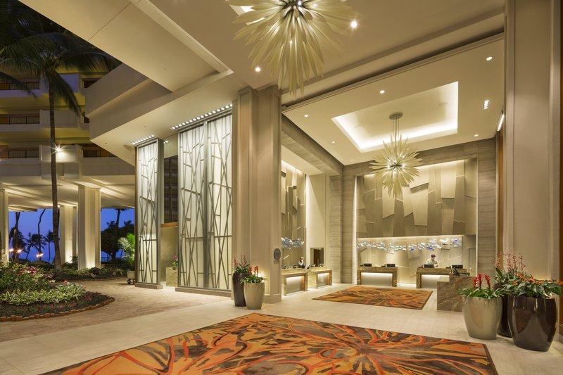 Hyatt Regency Maui Resort - Hyatt Regency Maui Resort & Spa –  Lobby <br/>Image from Leonardo