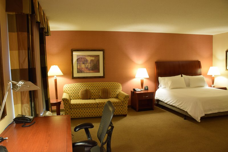 Hilton Garden Inn Dayton Beavercreek-1 King Bed Junior Suite<br/>Image from Leonardo