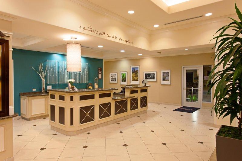 Hilton Garden Inn San Bernardino-Front Desk<br/>Image from Leonardo