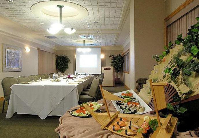 Delta Hotel Calgary South-Waterton Meeting Room<br/>Image from Leonardo