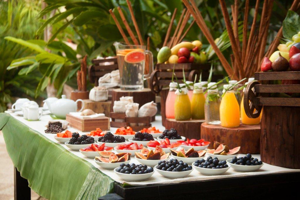 Hilton Playa del Carmen  - Thai Gardens Restaurant <br/>Image from Leonardo