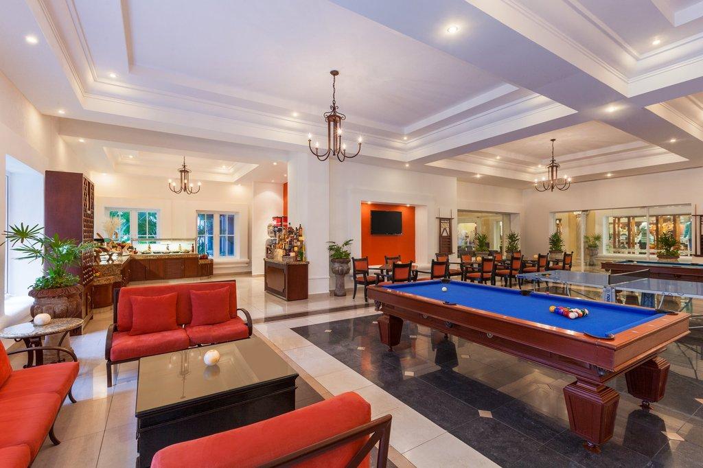 Hilton Playa del Carmen  - Hr Lounge <br/>Image from Leonardo