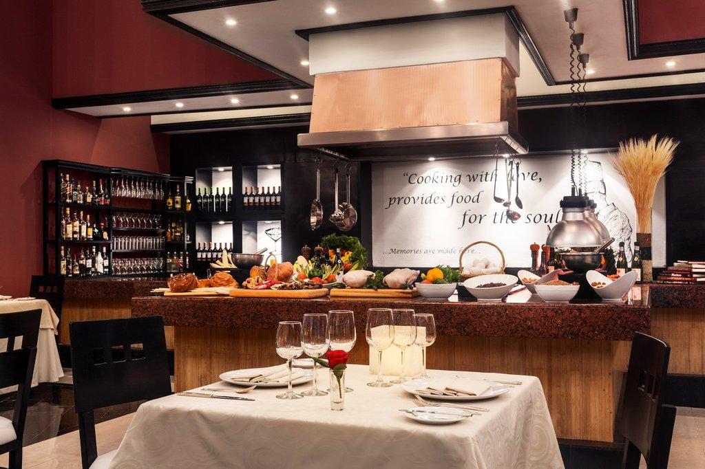 Hilton Playa del Carmen  - Chef SPlate <br/>Image from Leonardo