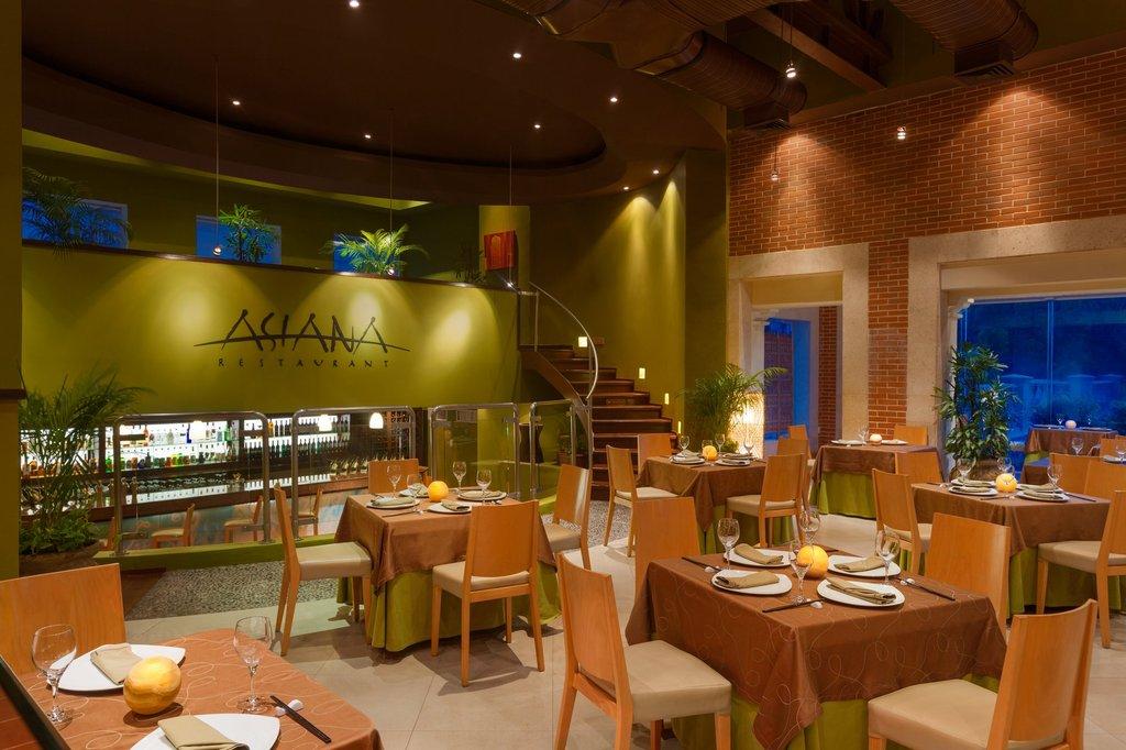 Hilton Playa del Carmen  - Asiana Restaurant <br/>Image from Leonardo