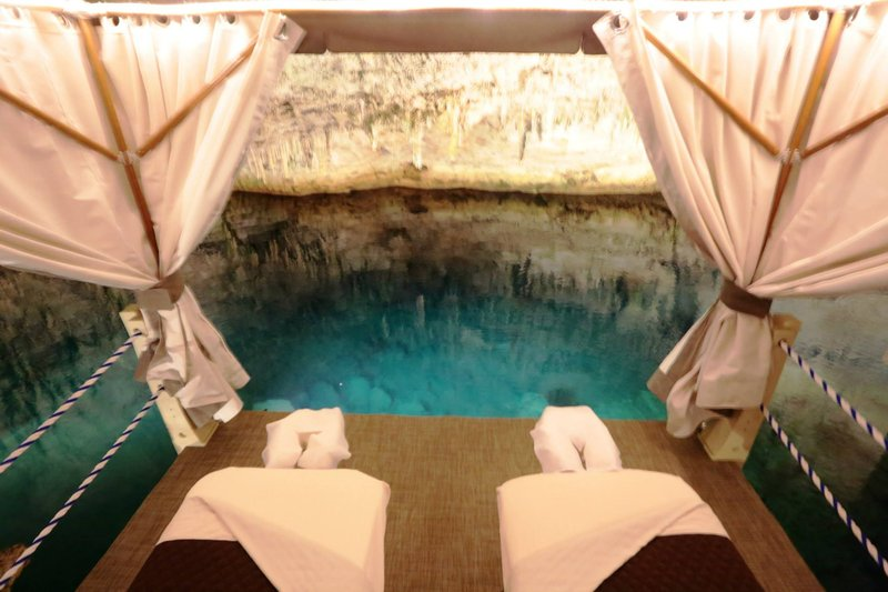 Grotto Bay Resort-Natura Spa Serenity Cave<br/>Image from Leonardo