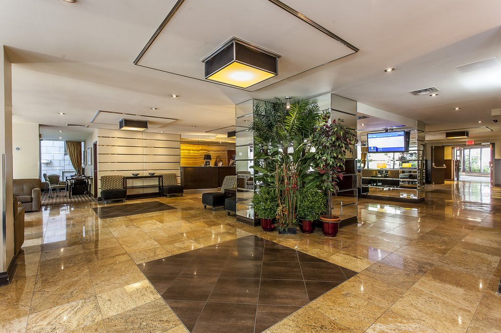 Le Nouvel Hotel and Spa - Lobby <br/>Image from Leonardo