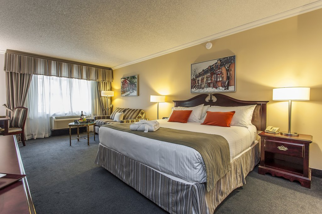 Le Nouvel Hotel and Spa - Executive King Room <br/>Image from Leonardo