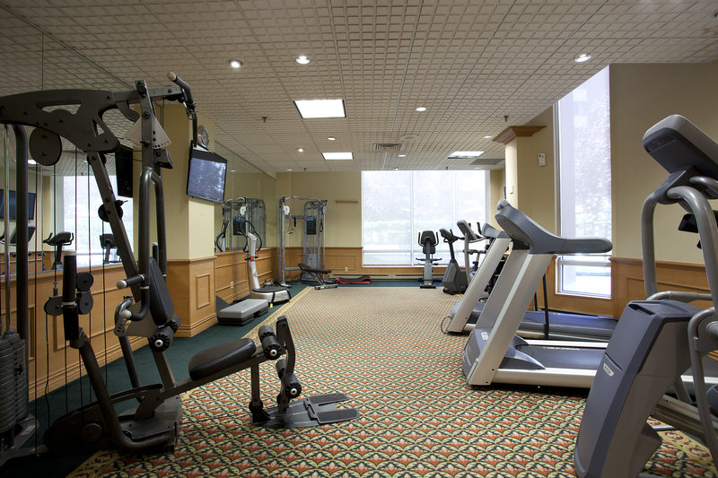 Le Nouvel Hotel and Spa-Fitness Room<br/>Image from Leonardo
