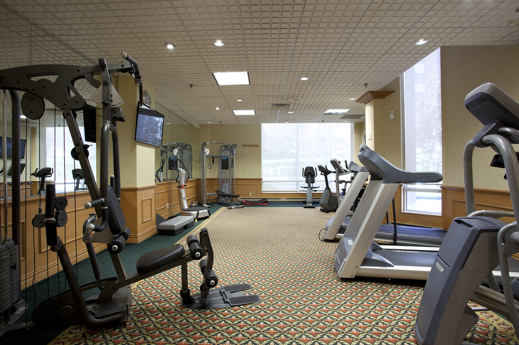 Le Nouvel Hotel and Spa - Fitness Room <br/>Image from Leonardo