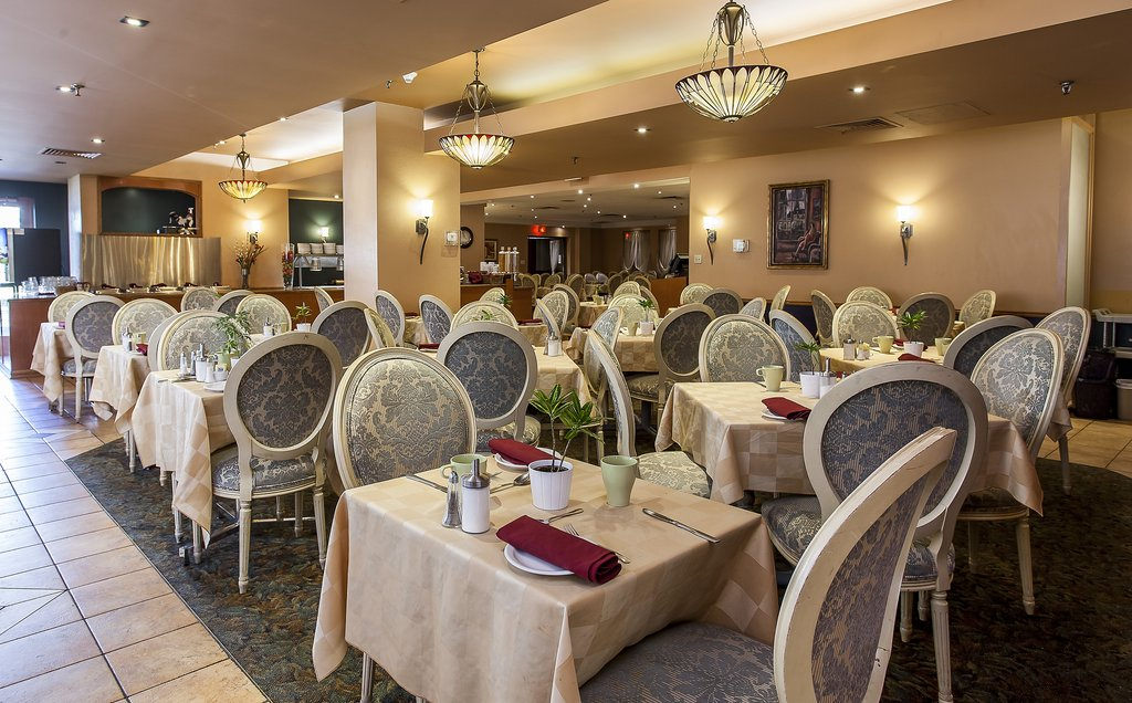 Le Nouvel Hotel and Spa - Restaurant <br/>Image from Leonardo
