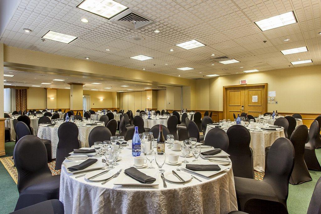 Le Nouvel Hotel and Spa - Maissoneuve Banquet Room <br/>Image from Leonardo