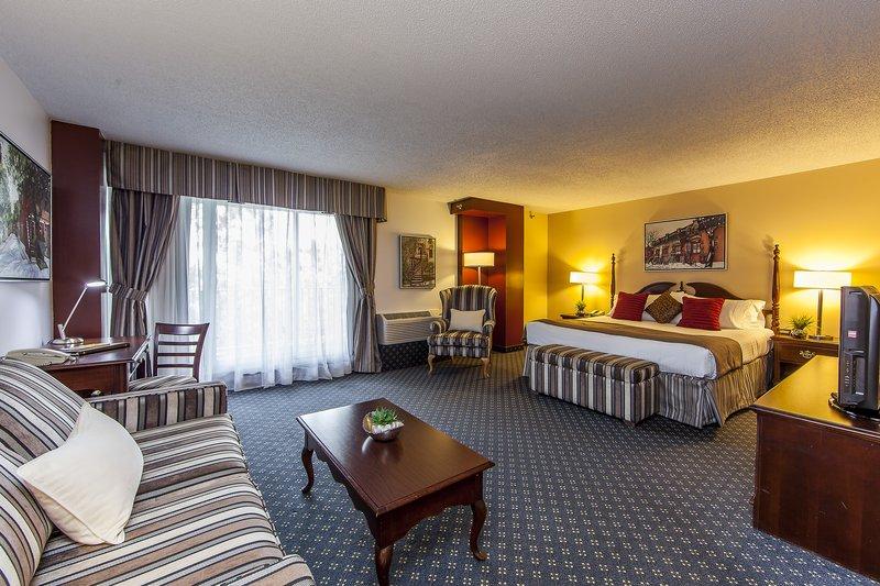 Le Nouvel Hotel and Spa-Condo Studio King Room<br/>Image from Leonardo