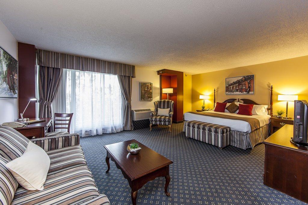 Le Nouvel Hotel and Spa - Condo Studio King Room <br/>Image from Leonardo