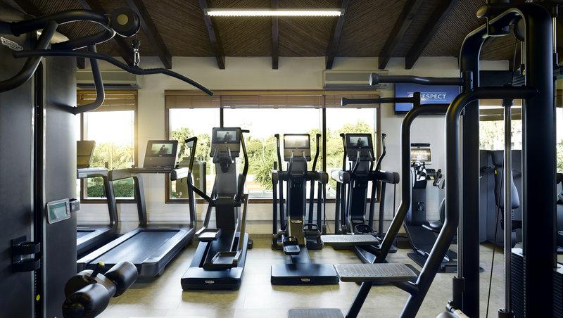 Hotel Puente Romano-Gym<br/>Image from Leonardo