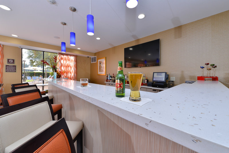 Best Western Plus Fresno Airport Hotel-Take a break in our Jet Lounge<br/>Image from Leonardo