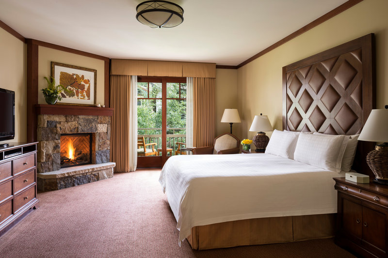 Four Seasons Resort Vail-VAI_ Village View King Room<br/>Image from Leonardo