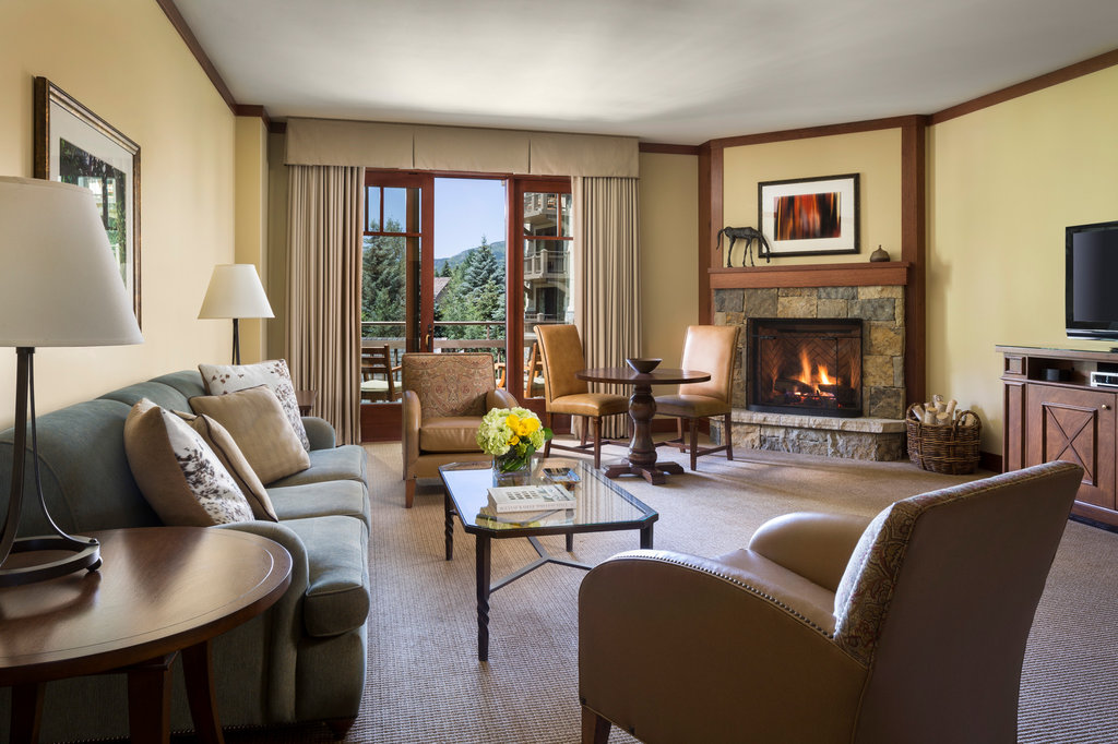 Four Seasons Resort Vail-VAI_Deluxe One Bedroom Mountain View Suite<br/>Image from Leonardo