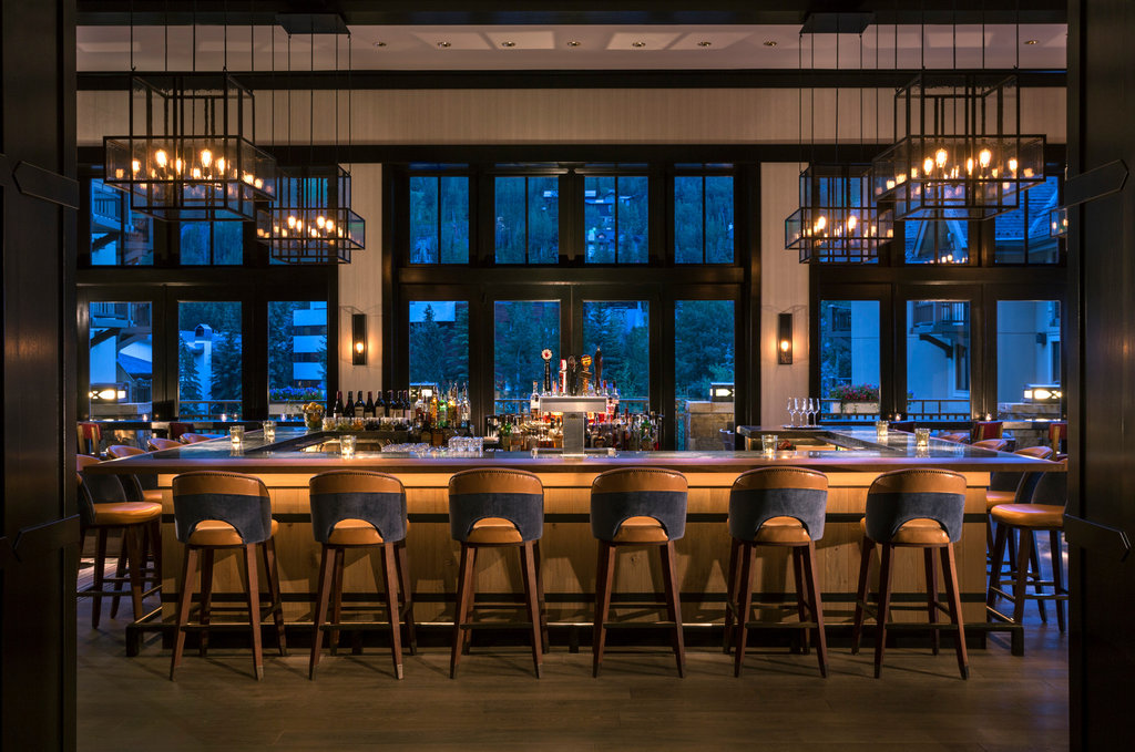 Four Seasons Resort Vail-VAI_The Remedy Center Bar<br/>Image from Leonardo