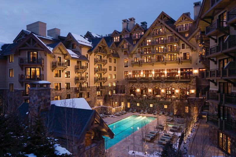 Four Seasons Resort Vail-VAI_ Winter Exterior<br/>Image from Leonardo