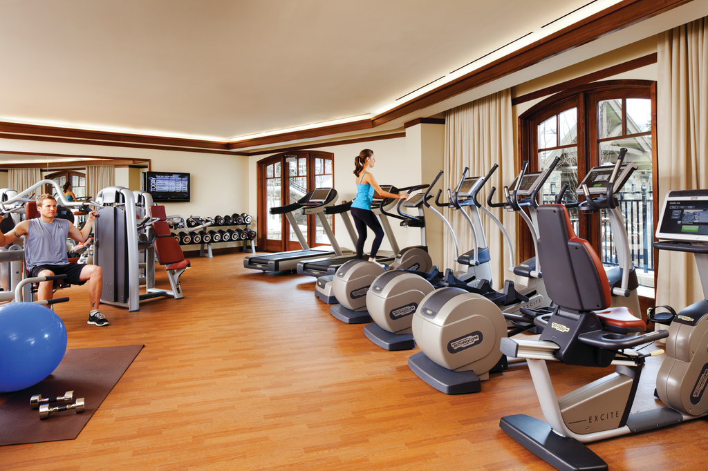Four Seasons Resort Vail-VAI_Work Out Facility<br/>Image from Leonardo