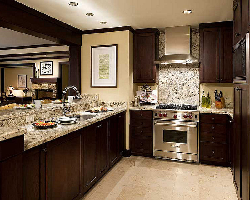 Four Seasons Resort Vail-VAI_Residence Club Kitchen<br/>Image from Leonardo