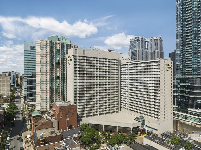 Chelsea Hotel Toronto-Chelsea Exterior<br/>Image from Leonardo