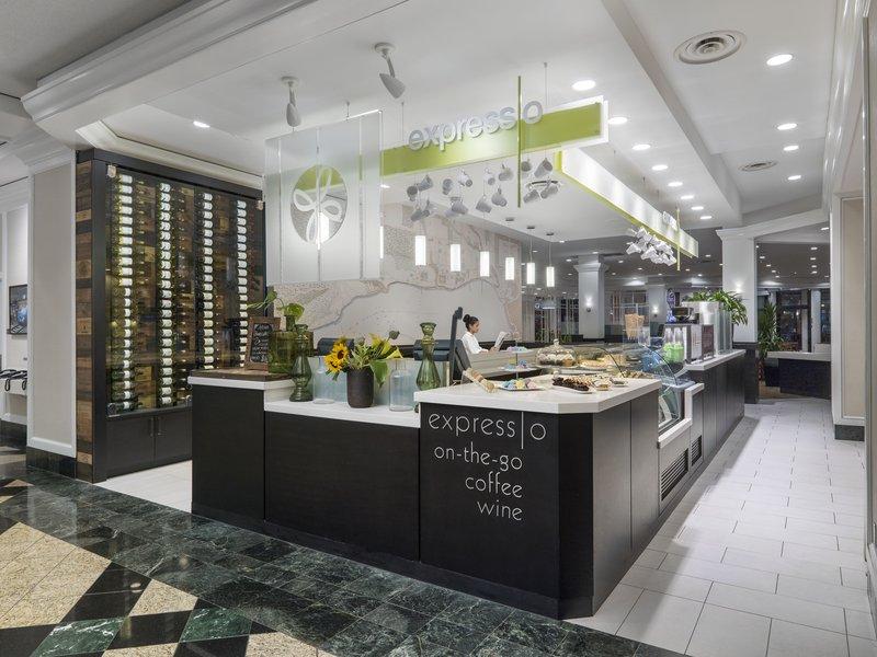 Chelsea Hotel Toronto-expresso coffee and wine bar<br/>Image from Leonardo