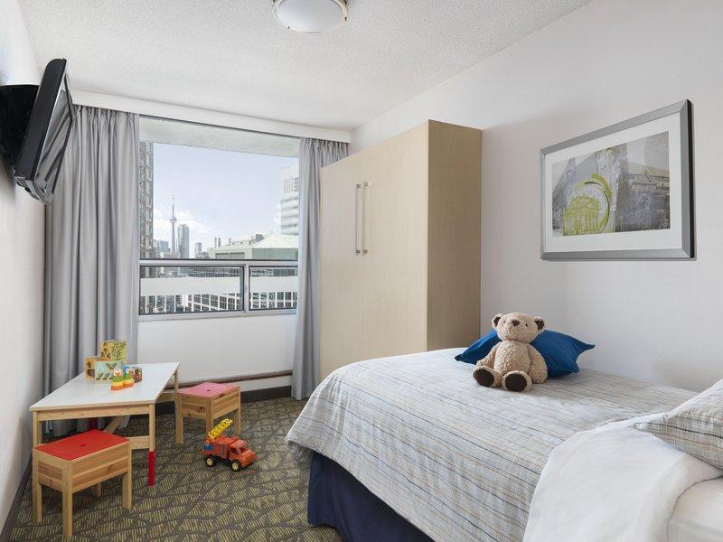 Chelsea Hotel Toronto-Family Fun Suite Kids Room<br/>Image from Leonardo