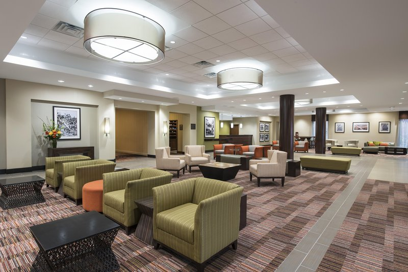 DoubleTree by Hilton Grand Rapids Airport-Lobby<br/>Image from Leonardo
