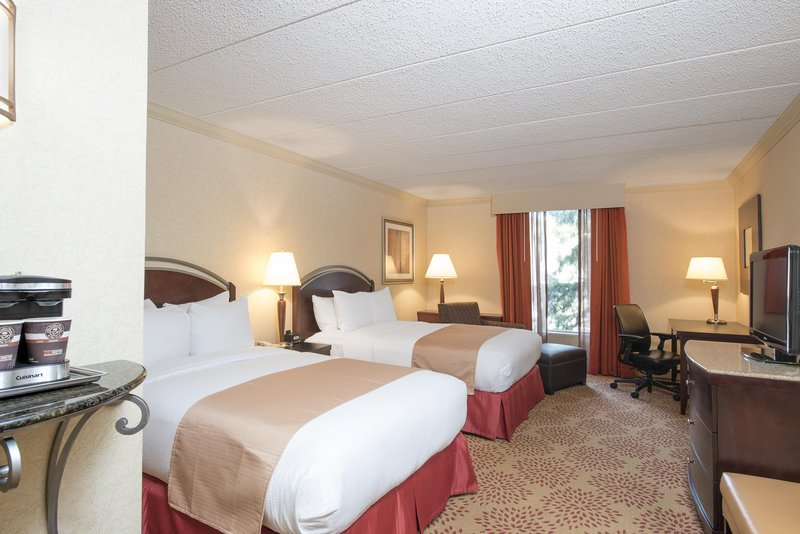DoubleTree by Hilton Grand Rapids Airport-2 Double Beds Room<br/>Image from Leonardo