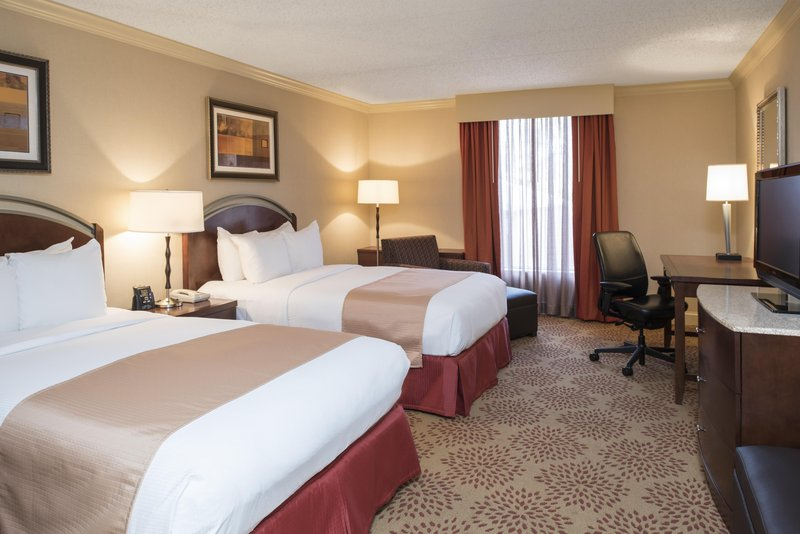 DoubleTree by Hilton Grand Rapids Airport-2 Double Beds<br/>Image from Leonardo