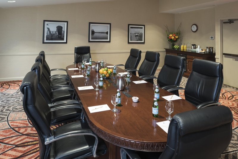 DoubleTree by Hilton Grand Rapids Airport-Board Room Table<br/>Image from Leonardo