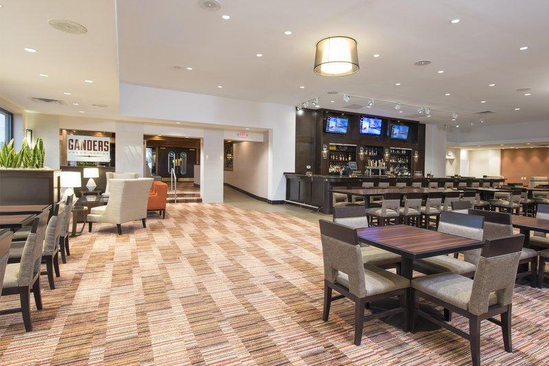 DoubleTree by Hilton Grand Rapids Airport-Ganders Restaurant Bar<br/>Image from Leonardo