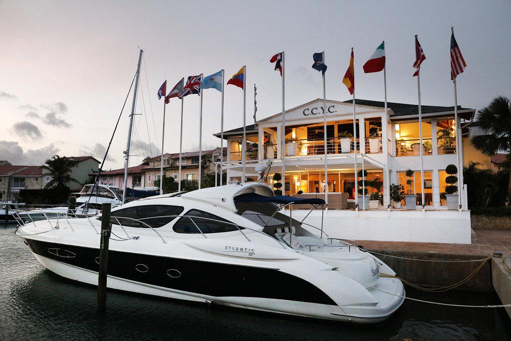 Casa De Campo - Marina Flags And Yacht <br/>Image from Leonardo