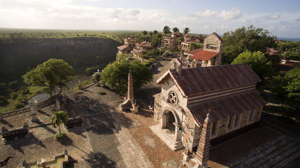 Casa De Campo - St. Stanislaus Church <br/>Image from Leonardo