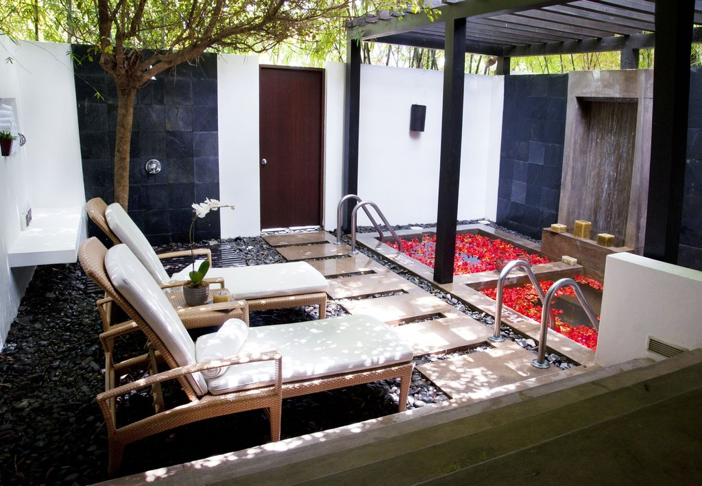 Casa De Campo - Spa Cabin roses <br/>Image from Leonardo