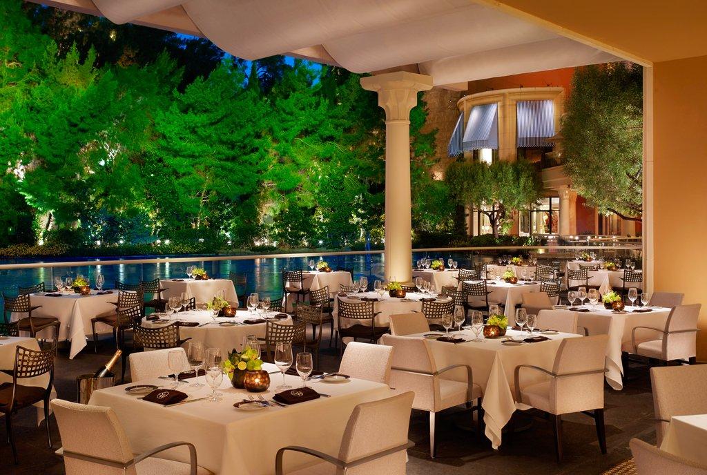 Wynn Las Vegas - Wynn - SW Steakhouse <br/>Image from Leonardo