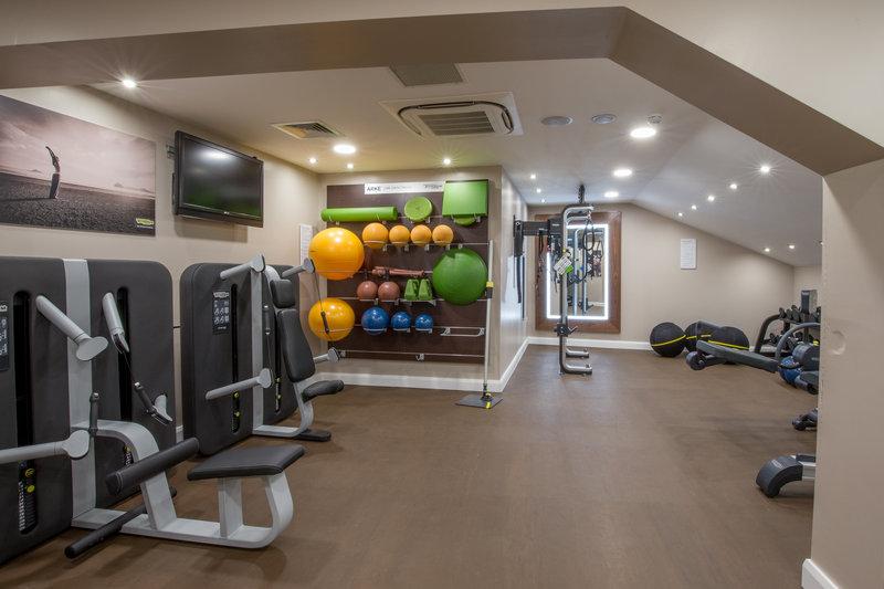 DoubleTree by Hilton Milton Keynes-Gym<br/>Image from Leonardo
