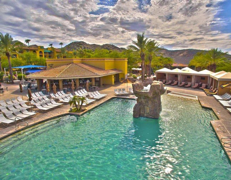 Pointe Hilton Tapatio Cliffs - Geyser Pool <br/>Image from Leonardo