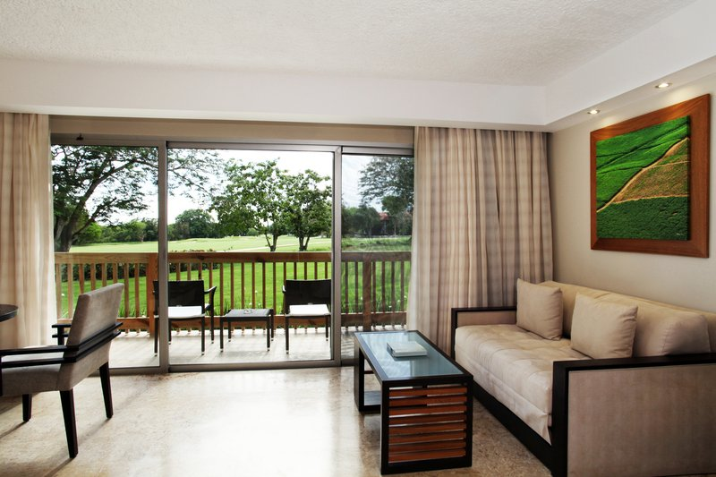 Casa De Campo - Elite Deluxe Room View Seating Area <br/>Image from Leonardo