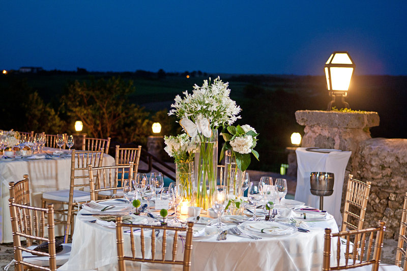 Casa De Campo - Wedding Setting at Dye Fore <br/>Image from Leonardo