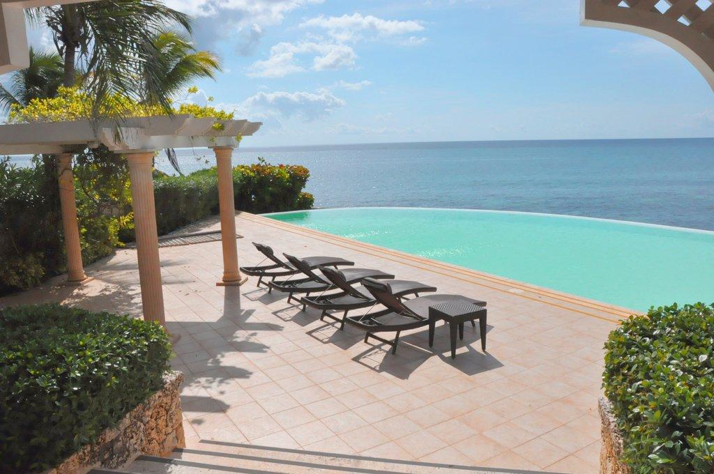 Casa De Campo - Casa de Campo Oceanfront Villa Casa Vista Bella <br/>Image from Leonardo