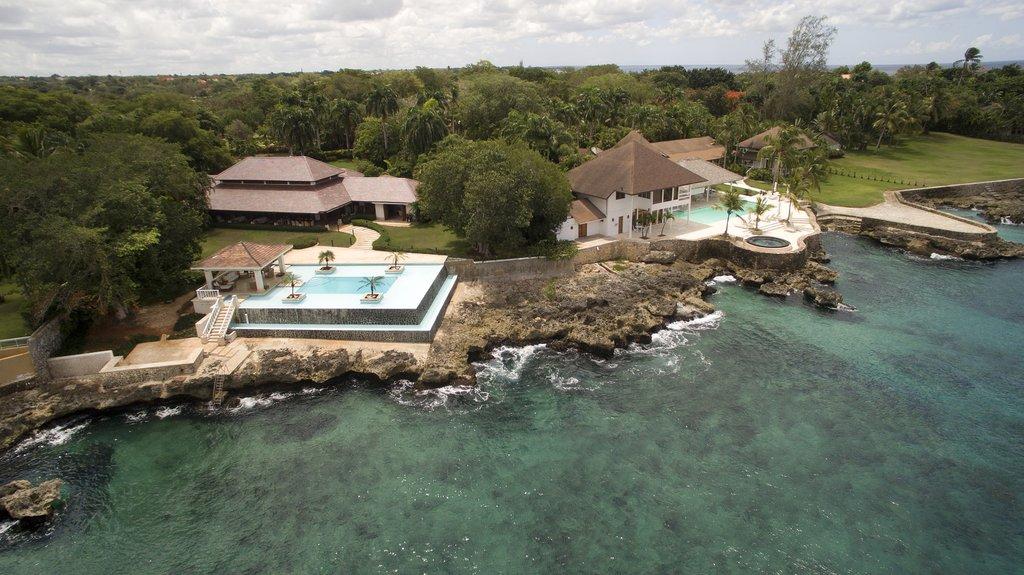 Casa De Campo - Oceanfront Villa <br/>Image from Leonardo