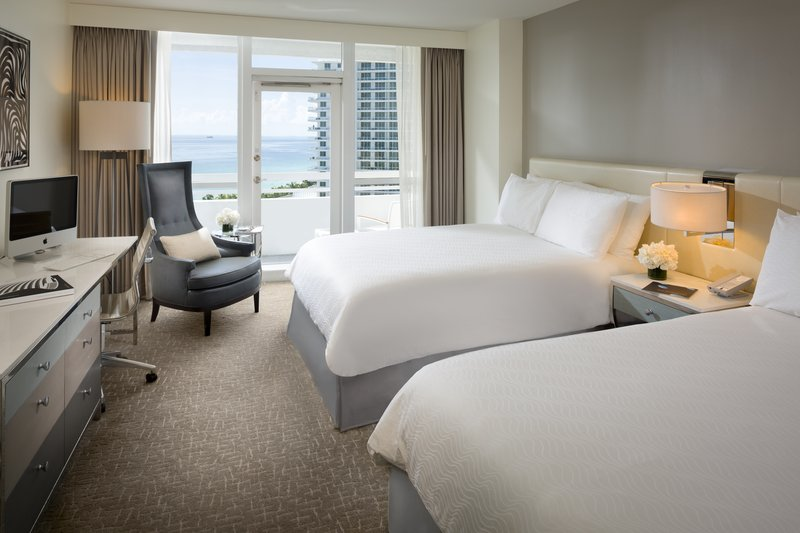 Fontainebleau Miami Beach - Ocean Front Double With Balcony <br/>Image from Leonardo