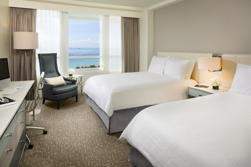 Fontainebleau Miami Beach - Ocean View Double <br/>Image from Leonardo