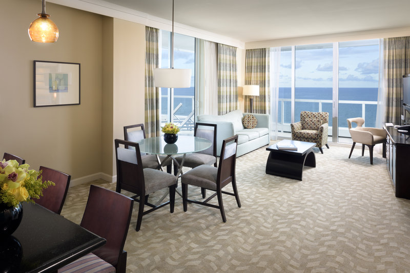 Fontainebleau Miami Beach - Sorrento One Bedroom Oceanfront <br/>Image from Leonardo